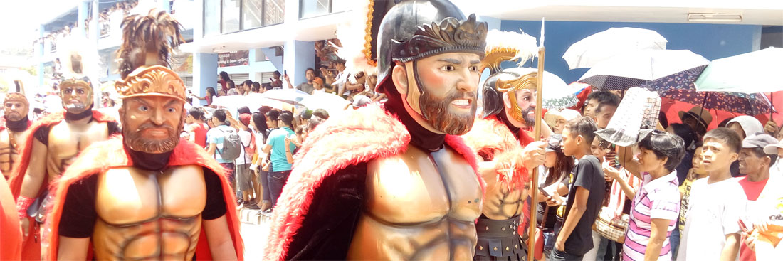 Travel: Moriones Festival in Marinduque Island