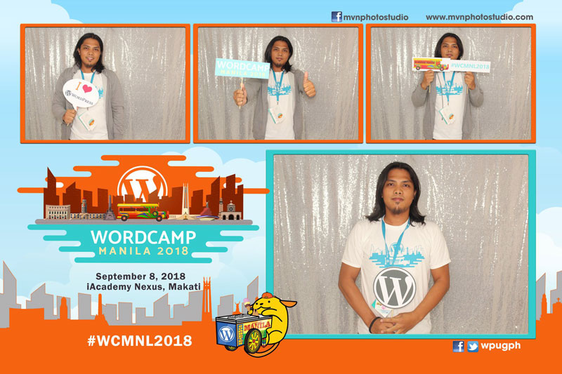 Wordcamp souvenir photos